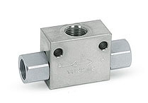 Shuttle Valves -  - ASH Series Shuttle Valve