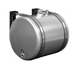 Tanks -  - Aluminum Saddle Mount Truck Mount Tanks