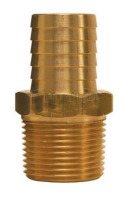 Hydraulic Plumbing Products -  - Brass Male Inserts
