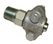 Hydraulic Plumbing Products -  - Clamp Style Couplers
