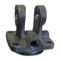 Cross Cylinder Parts - Cross - Cross Butt End--Cylinder Parts