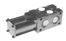 Double Selector Valves -  - Model MS06 Double Directional Control Selector Valves